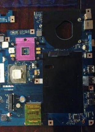 Продам системную плату на ноутбук Packard Bell