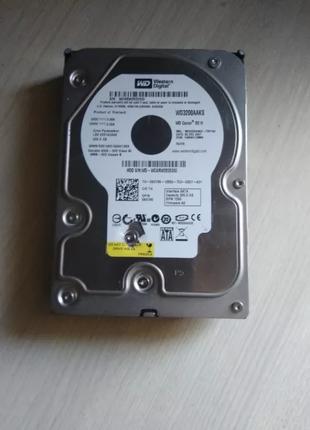 Жесткий диск WD3200AAKS 320 ГБ