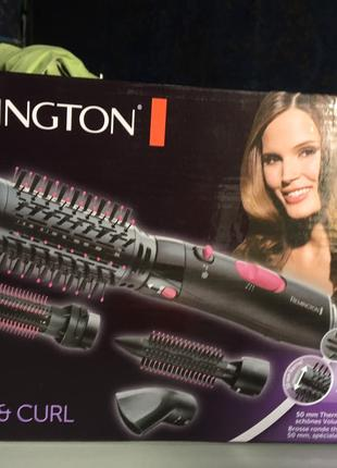 Фен-щетка/Remington AS7051 Volume & Curl Airstyler/