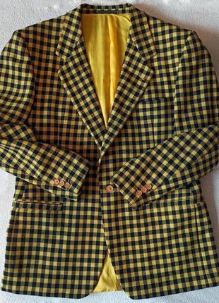 Пиджак винтажный versace original