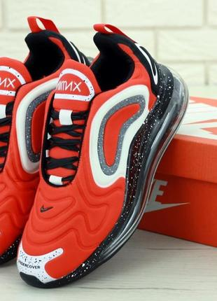 Супер кроссовки 💪 nike air max 720 red 💪