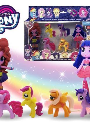 Супер набор My Little Pony 6