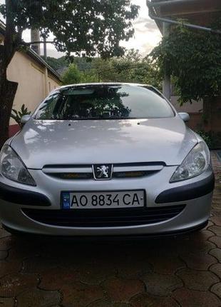 Економне Авто PEUGEOT 307 1.4 дизель (hdi)