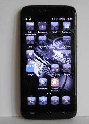 """Смартфон HomTom HT50 3/32Gb - 4G - 5,5"""" - 13 Мп - 5500 мАч -Идеал"""
