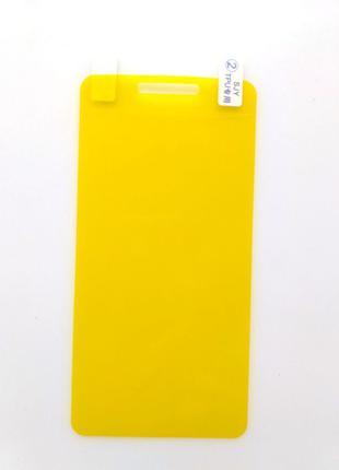 Гидрогелевая защитная пленка экрана смартфона Redmi Note 4