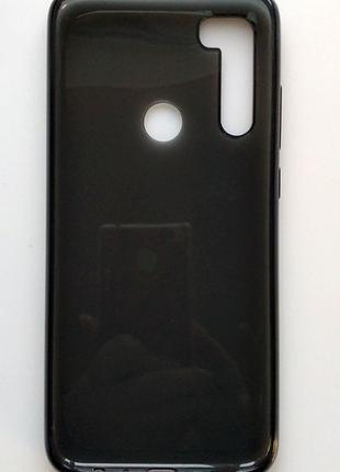 Чехол силиконовый бампер Xiomi Redmi Note 8T
