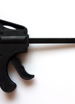Струбцина автоматическая 100 мм для поделок