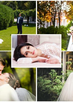 Профессиональный фотограф. Свадьбы, интерьеры, крестины, виньетки