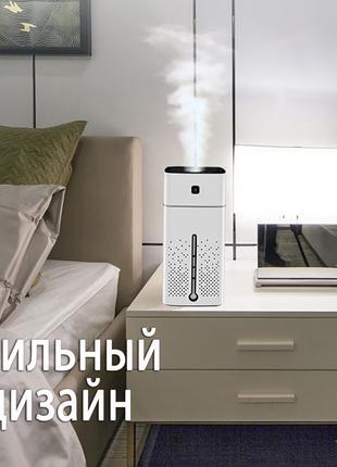 Увлажнитель воздуха Adna Humidifier KS USB 1 л белый