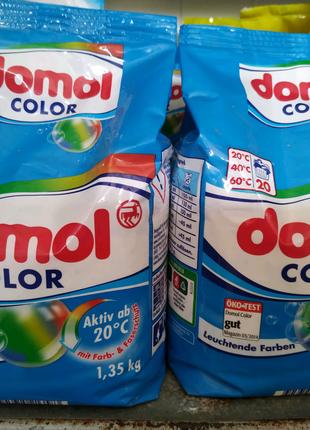 Стиральный порошок domol color 1,35 кг