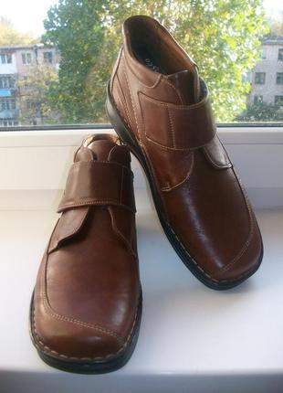 Ботинки женские натуральная кожа josef seibel р.39