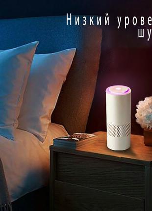 Очиститель воздуха ионизатор Wi-smart Air портативный