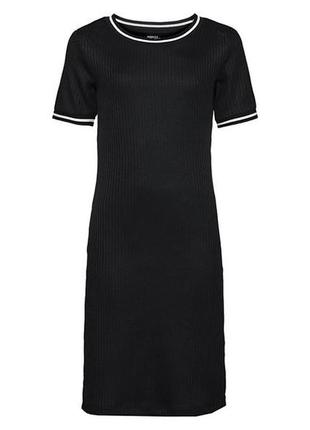 Детское, подростковое черное платье pepperts