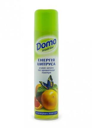 Освежитель Domo Энергия цитруса 300ml