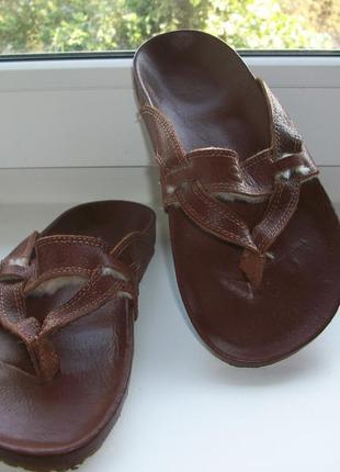 Шлепанцы-тапочки  emu р.35