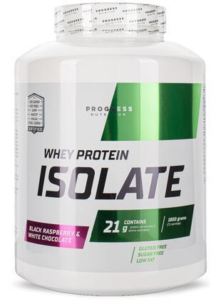 Biotech-Progress Nutrition  Whey Protein Isolate 1800g (Chocolate