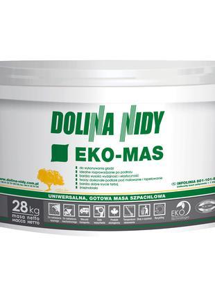 Шпатлевка финиш Eco Mas Dolina Nidy (28кг)