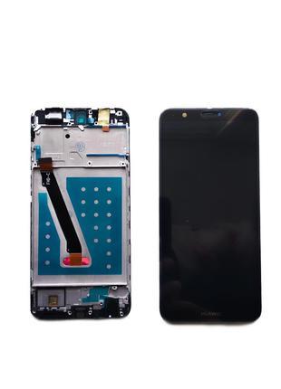 Huawei P Smart (fig) дисплейный модуль в рамке (экран + тачскрин)