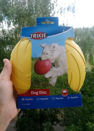Фризби для собак