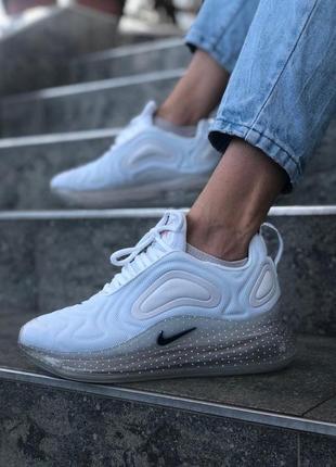 Трендовые кроссовки 💪 nike air max 720 white 💪