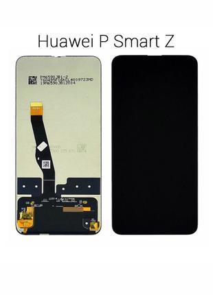 Huawei P Smart Z (STK-LX1) дисплейный модуль (экран + тачскрин)