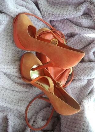 Бразилия стильные и яркие туфли для женщины девушки на выпускной