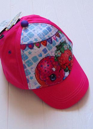 F&f. размер 7-10 лет (2 штуки). новая стильная кепка для девочки
