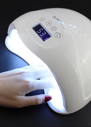 Лампа для ногтей SUN5plus. Лампа для сушка гель-лака