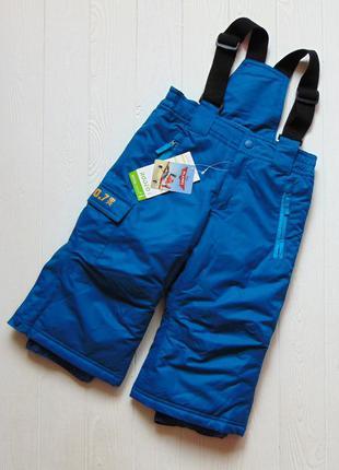C&a. размер 2 года. новые зимние штаны для мальчика
