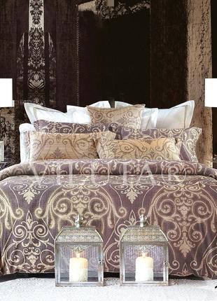Полуторный комплект постельного белья № 17108