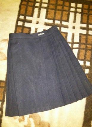 Школьная юбка на 8 - 9 - 10 лет