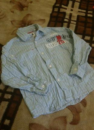 Рубашка на 3 ,  4  ,  5  лет