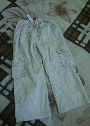 Спортивные штаны на 4-5 лет