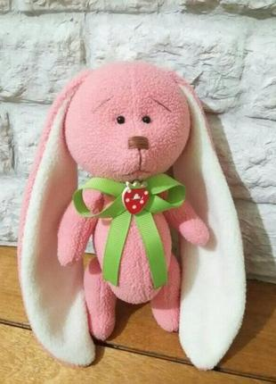 Розовая зайка , заинька , зайчик , кролик