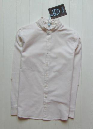 Trasluz (испания). размер 16 лет. новая шикарная рубашка для м...