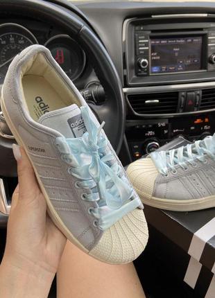 🔥 adidas superstar blue - шалені кросівки🔥1:1 до оригіналу😍👇