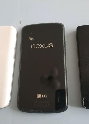 LG Nexus4 Nokia 515 Lg d 325