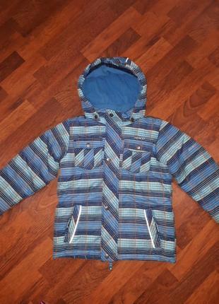 Самая теплая куртка gusti 123