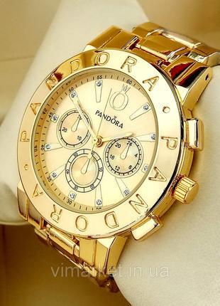 Женские наручные часы Pandora 7289 золото