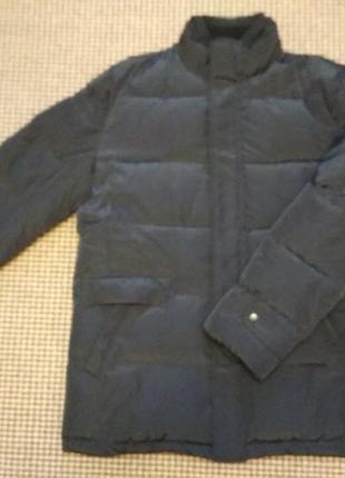 Куртка зимняя мужская 52-54р