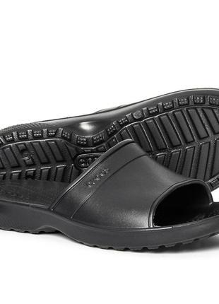 Слайды crocs classic slide sandals. оригинал.
