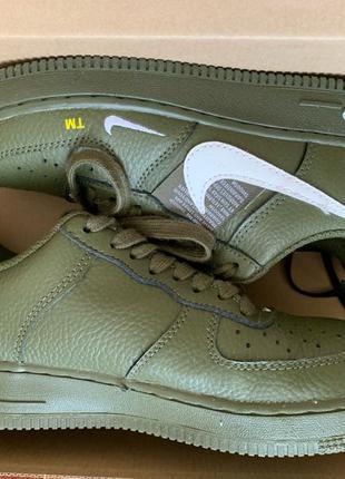 Nike Air Force 1 utility green