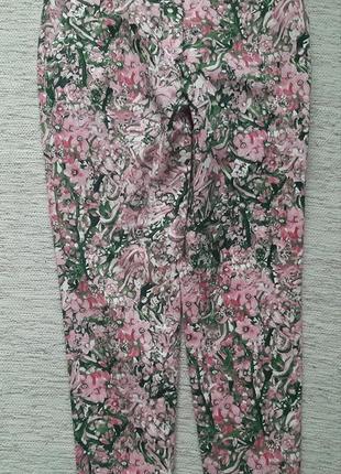 Яркие брюки H&M, р. 36