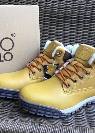 Польша натуральная кожа мужские ботинки arrigo bello кожаные з...