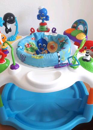 Игровой развивающий центр Подводный мир