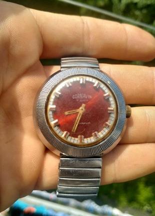 Годинник Cornavin 17 jewels shockproof