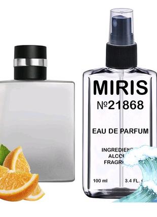 Духи MIRIS №21868 (аромат похож на Chanel Allure Homme Sport)