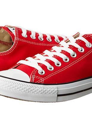 36-46 р мужские красные кеды кроссовки star