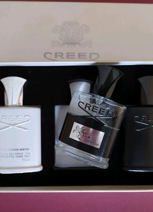 Набор парфюмов Creed 3 х 30 мл