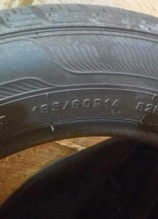 Летняя безкамерная шина Rosava 185/60 R14